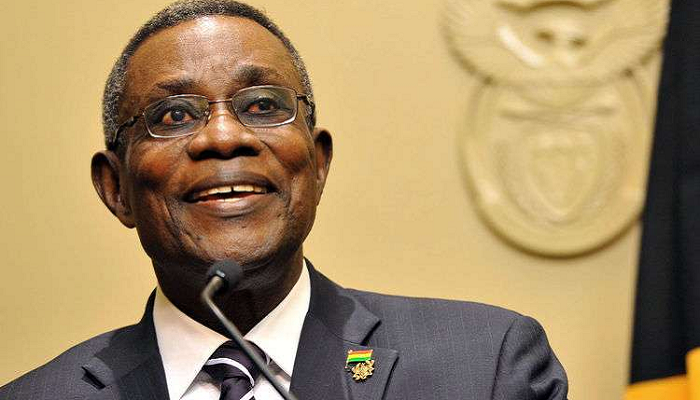 The late John Evans Atta Mills