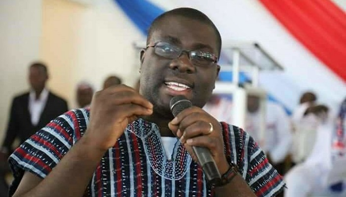 Sammy Awuku, National Organizer for the New Patriotic Party (NPP)