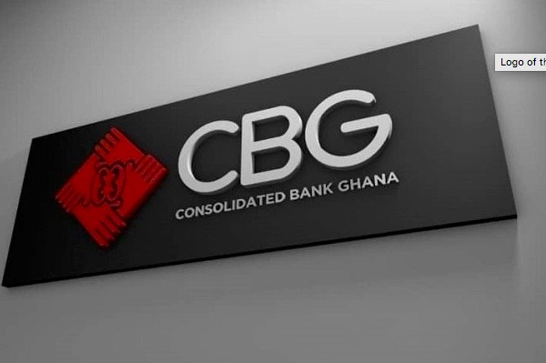 Consolidated Bank Ghana Limited logo