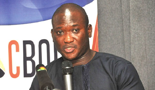 Chief Executive Officer of the NPA, Alhassan S.Tampuli