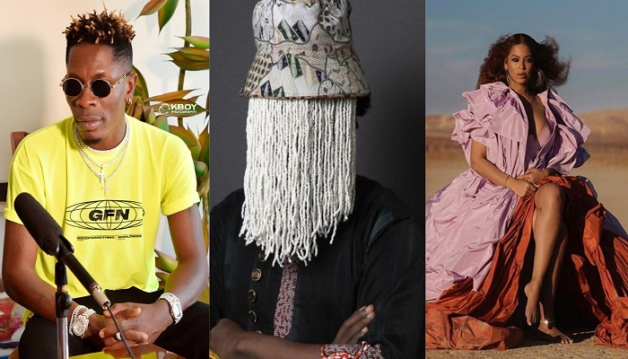 Anas congratulates Shatta Wale on his collabo with Beyonce