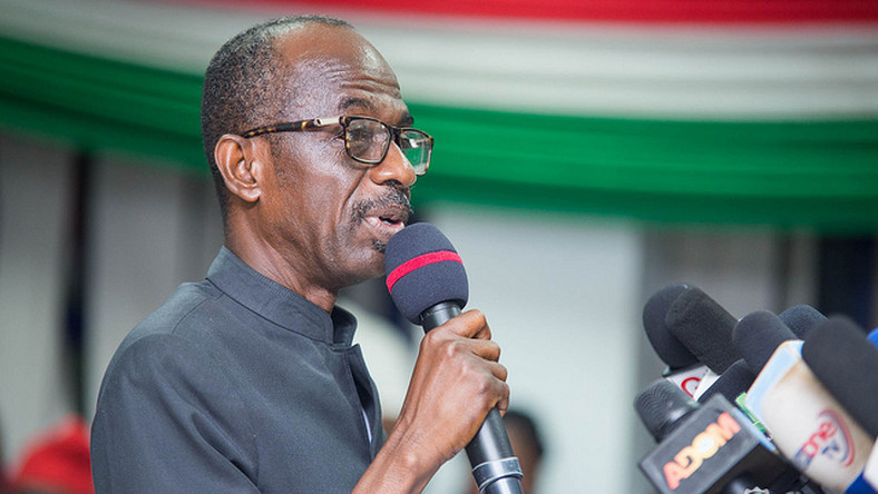 Johnson Asiedu Nketia, General Secretary, NDC
