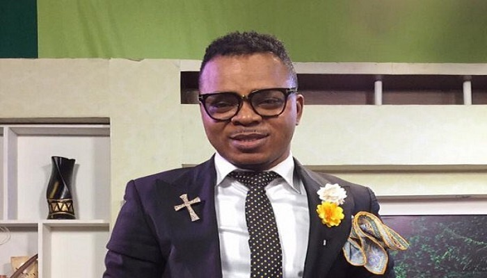 Presiding Bishop of the International Godsway Church, Bishop Daniel Obinim