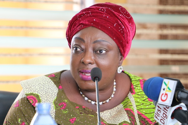 Deputy Minister of Gender, Children and Social Protection, Freda Prempeh