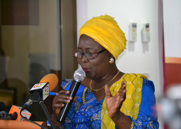 Hajia Alima Mahama, Minister, Local Government and Rural Development