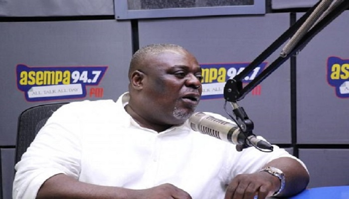 Koku Anyidoho, Former Deputy General Secretary of the NDC