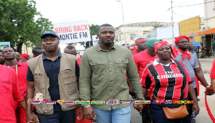John Dumelo is NDC's parliamentary candidate for Ayawaso West Wuogon