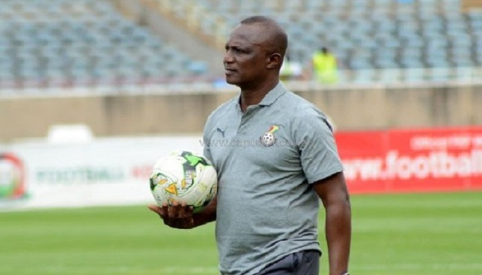 Former Coach of the Black Stars, Kwasi Appiah