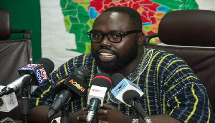 Peter Boamah Otokunor, Deputy General Secretary of NDC