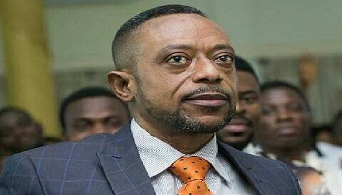 Founder and Leader of Glorious Word Power Ministries International, Reverend Isaac Owusu Bempah