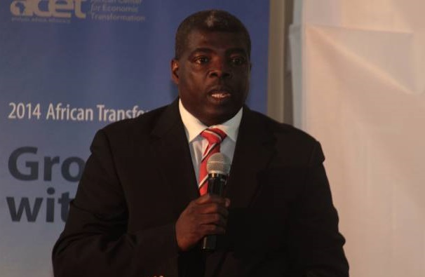 Alex Frimpong, CEO of the Ghana Employers' Association