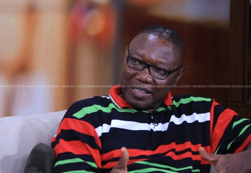Dr Clement Apaak is NDC MP for Builsa South