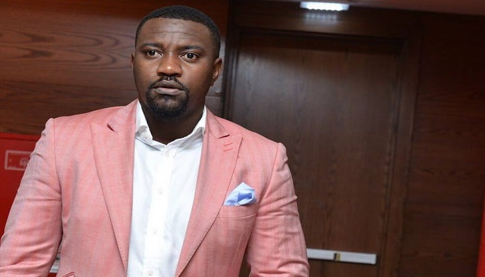 Actor and entrepreneur John Dumelo