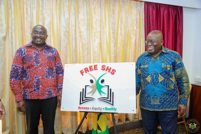 The Free SHS is a flagship programme of the Akufo-Addo administration