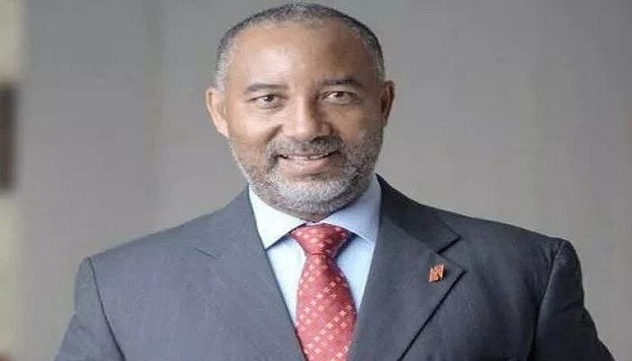 Former Chief Executive Officer of the Ghana National Petroleum Corporation, Alex Mould