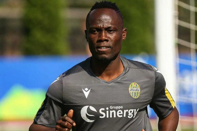 Agyemang-Badu joined Verona last month on loan from Udinese