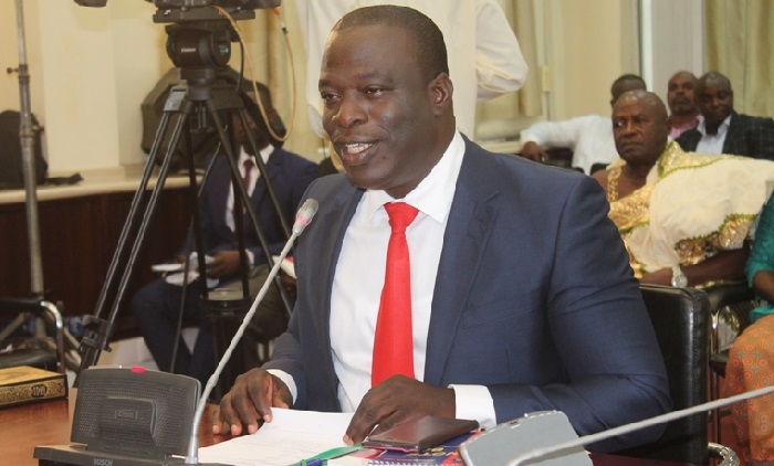 Ignatius Bafuor Awuah, Minister for Employment and Labour Relations