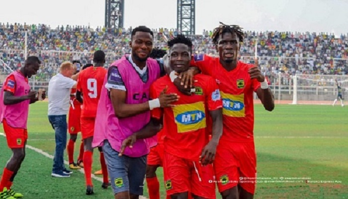 Kotoko would be facing Kano Pillars with an entirely different technical staff