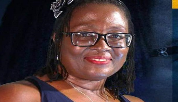 Josephine Asante was murdered by unknown persons in her house earlier this year