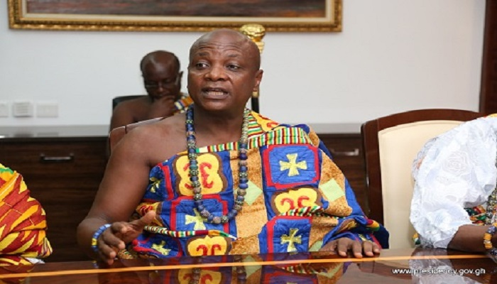 Board Chairman of Accra Hearts of Oak S.C, Togbe Afede XIV