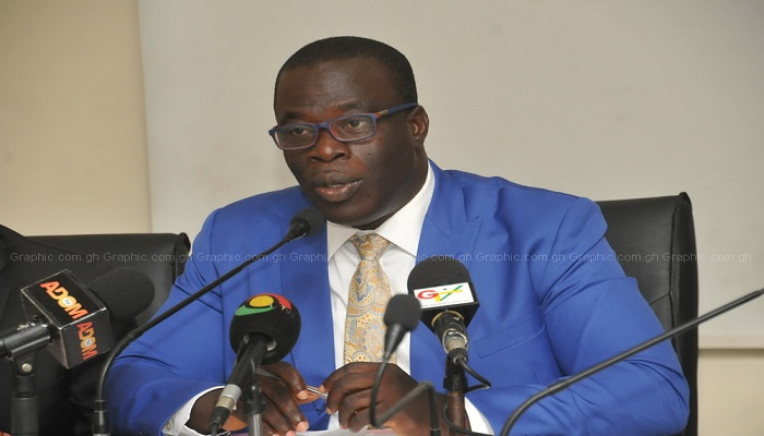 Ignatius Baffour Awuah, Employment and Labour Relations Minister