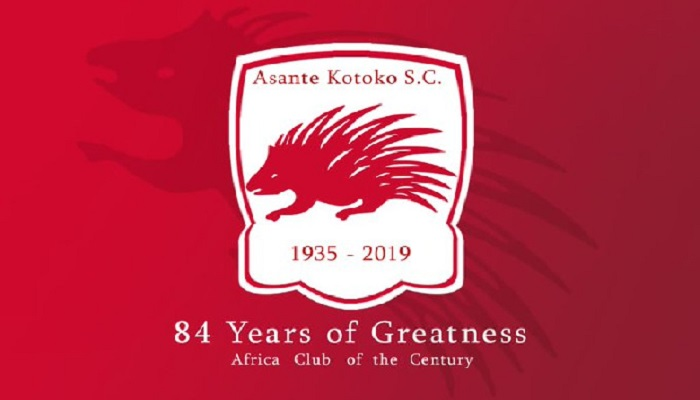Asante Kotoko are two times African champions