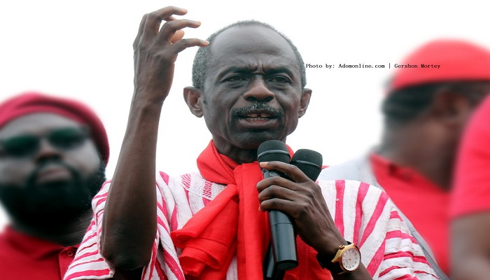 Johnson Asiedu Nketia, General Secretary NDC