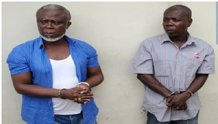 Alajo 'coup plotters' charged with conspiracy to manufacture arms