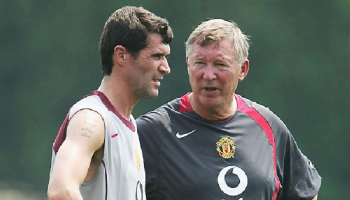 Ferguson was also critical of Keane in his autobiography released in 2013