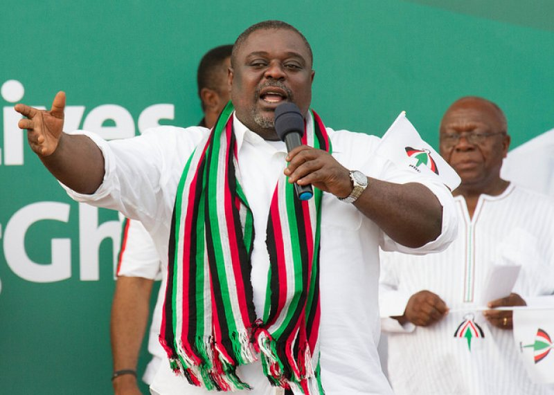Koku Anyidoho, Former Deputy General Secretary of the National Democratic Congress
