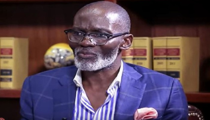 Gabby Otchere-Darko is a leading member of the NPP