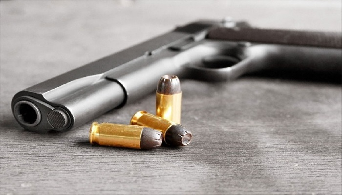 A gun with bullets (File photo)