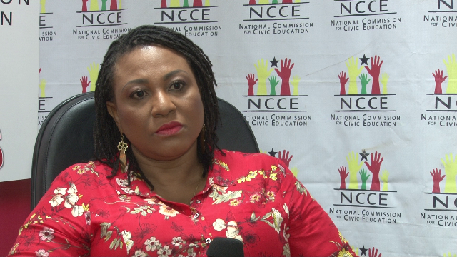 Josephine Nkrumah, National Commission for Civic Education (NCCE) Chairperson