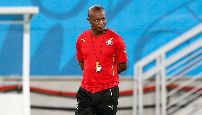 Former Ghana coach Kwasi Appiah is owed at least five months' salary