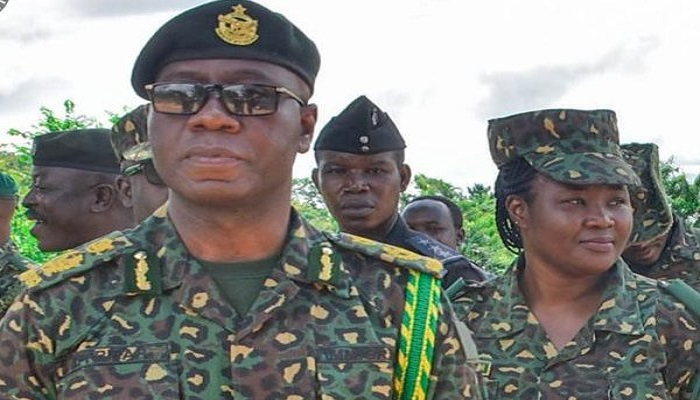 Deputy Comptroller of Immigration in-charge of Command Post and Operations, Laud Kwesi Affrifah