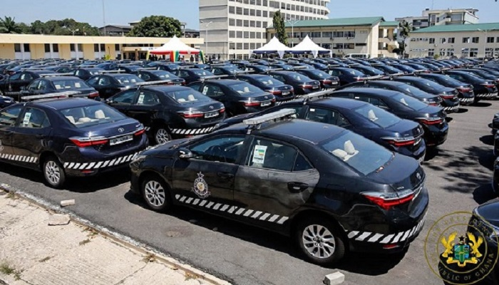 The President noted that when he took office in January 2017, the Service had a total of 492 serviceable cars.