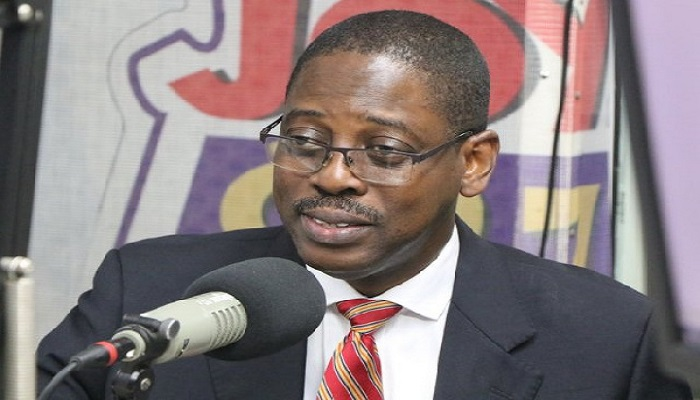 Daniel Ogbarmey Tetteh, Director-General of the Securities and Exchange Commission