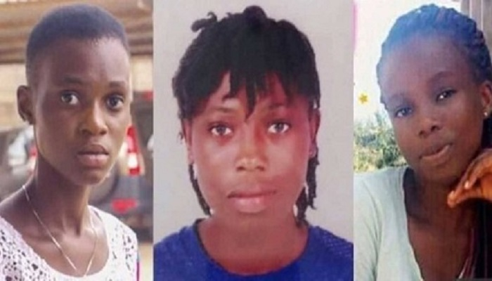 According to the forensic team, the skeletal remains matches that of the four missing Takoradi Girls