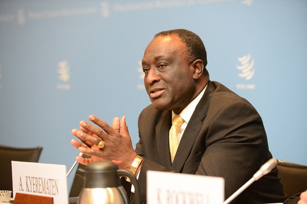Trade and Industry Minister, Alan Kyerematen