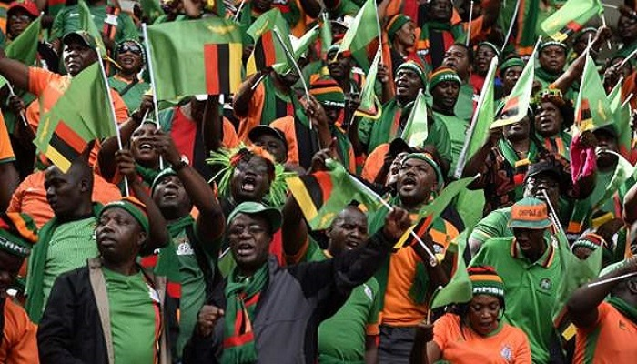 The match, due to take place in Zambia's capital, was put off after pressure from Chipolopolo fans