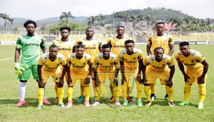 AshantiGold need a draw or avoid defeat in Morocco to progress