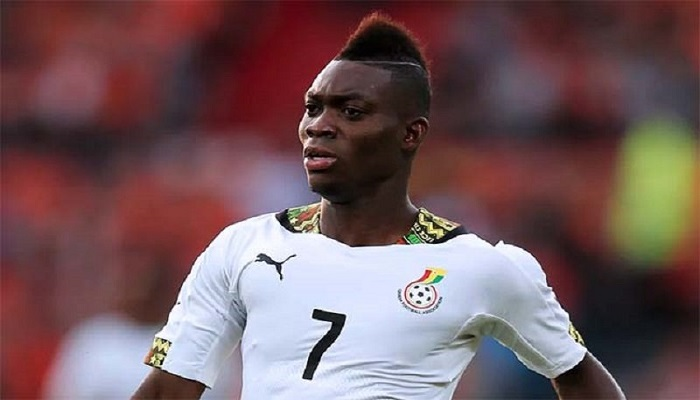 Christian Atsu, Black Stars winger