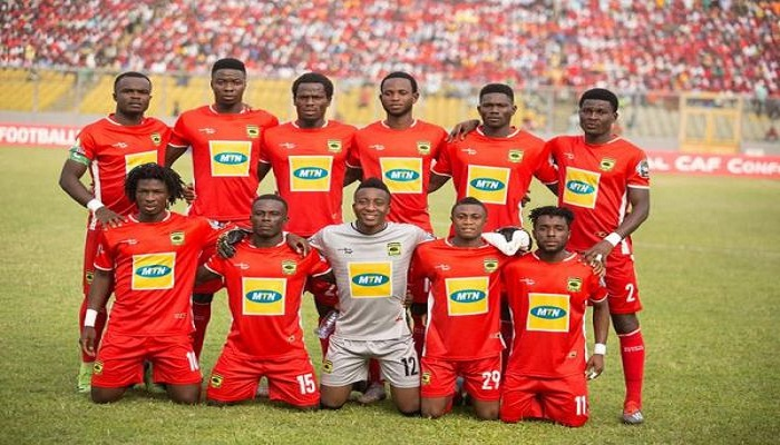 Kotoko are two-time winners of the CAF Champions League