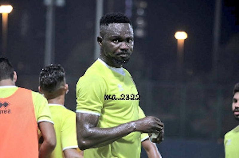 Atingah excelled against Al Shabab