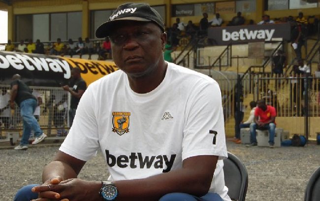 Bashir Hayford is unhappy with the FA