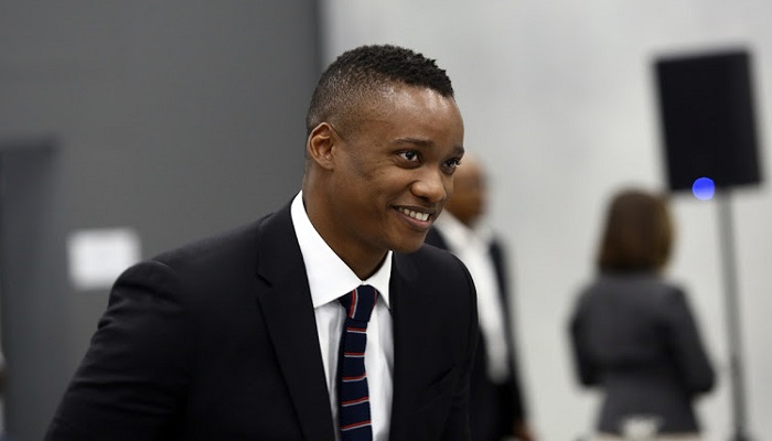 Duduzane Zuma is the son of former South African Leader, Jacob Zuma