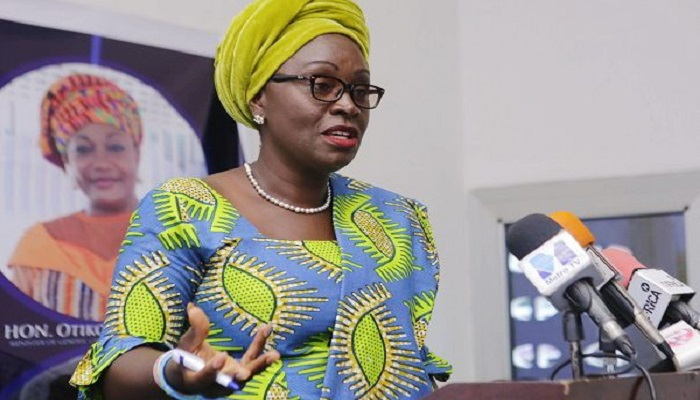 Deputy Minister of Education, Gifty Ampofo Twum