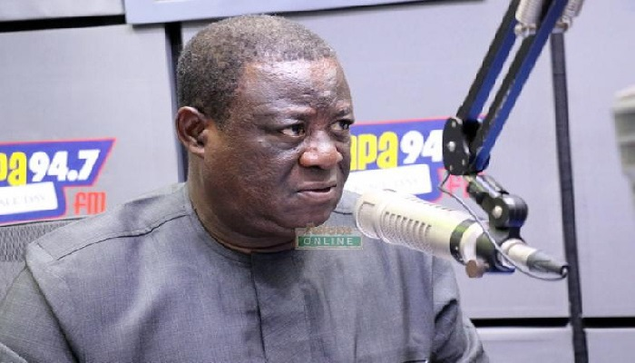 Ministry for Roads and Highways, Kwasi Amoako-Attah