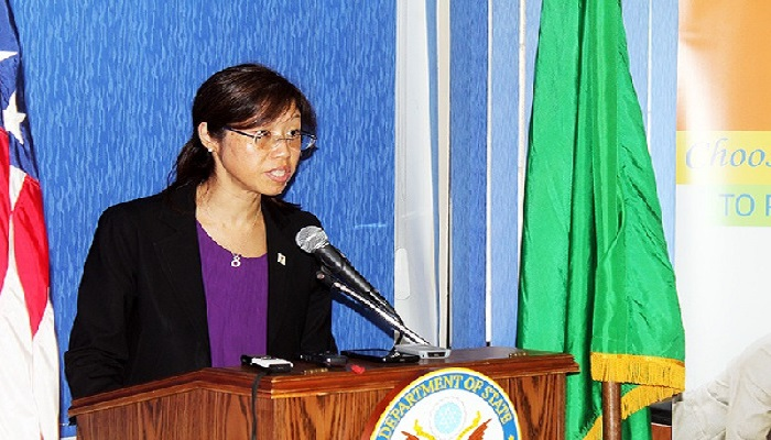 Kyeh Kim, Principal Deputy Vice President, Department of Compact Operations