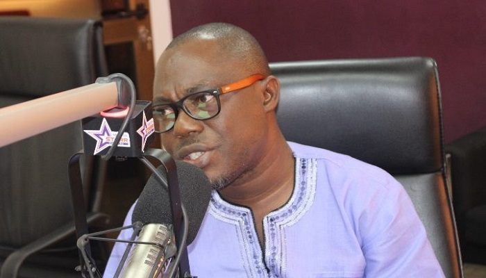 Prof. Ransford Gyampo, Lecturer, University of Ghana